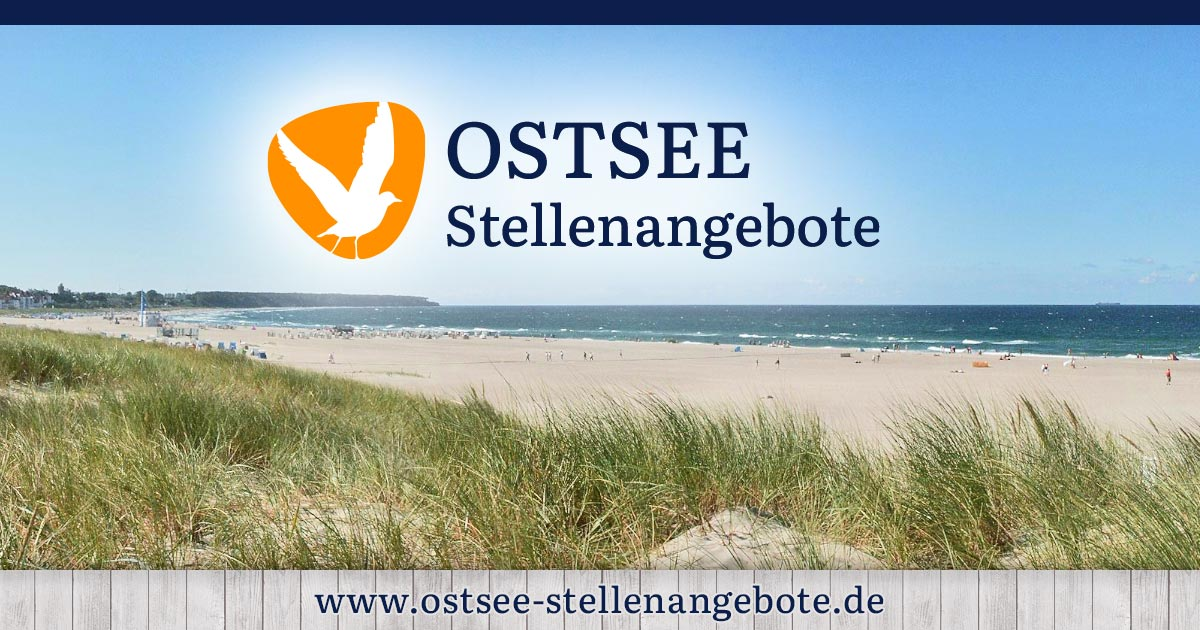 ostsee stellenangebote. Black Bedroom Furniture Sets. Home Design Ideas